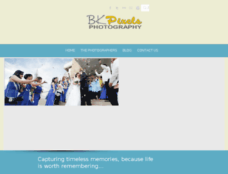 bkpixels.com screenshot