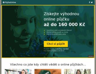 bkslavojpraha.cz screenshot