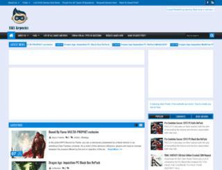 bksrepacks.blogspot.com screenshot