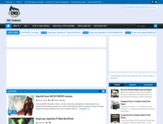 bksrepacks.blogspot.in screenshot