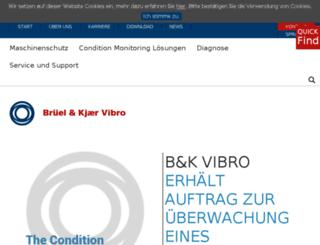 bkvibro.de screenshot