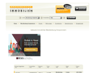 bl-mecklenburg-vorpommern.immobilboerse.de screenshot