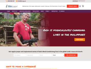 bl.org.au screenshot