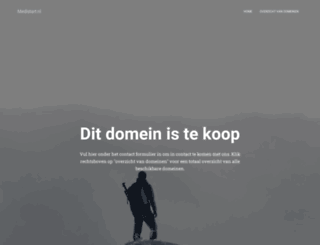 blaaskanker.nl screenshot