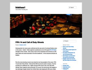 blablaaa1.freeblog.biz screenshot