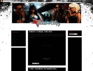 black-e-clipz.blogspot.com screenshot