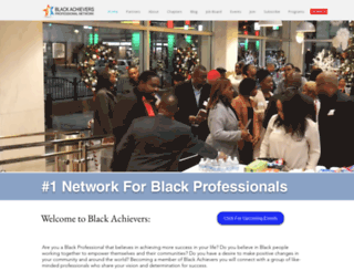 blackachiever.com screenshot