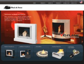 blackandstone.com screenshot
