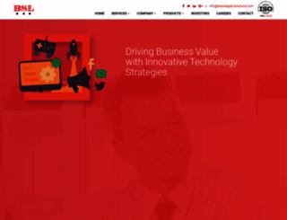 blackapple-solutions.com screenshot