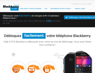 blackberry-express.com screenshot