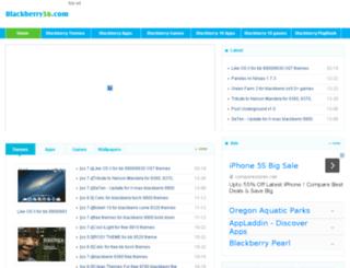 blackberry56.com screenshot