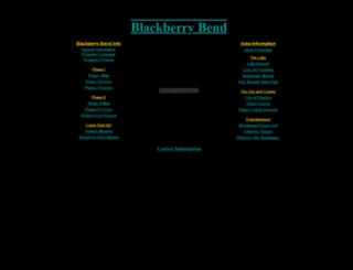 blackberrybend.com screenshot