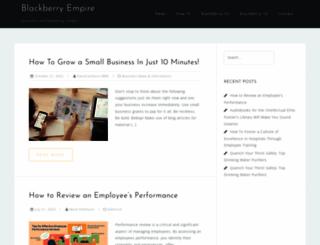 blackberryempire.com screenshot