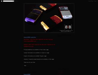 blackberryhousing.blogspot.com screenshot