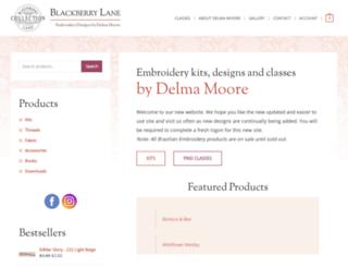 blackberrylane.com.au screenshot