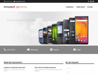 blackberryservis.com.tr screenshot