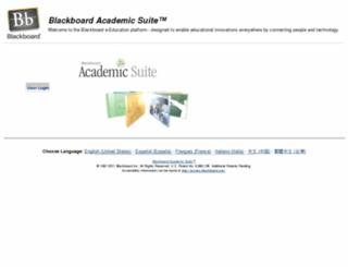 blackboard.calpoly.edu screenshot
