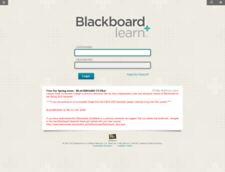 blackboard.lawsonstate.edu screenshot