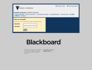 blackboard.ross.org screenshot