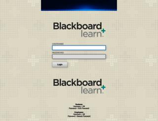 blackboard.sanjac.edu screenshot
