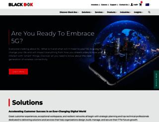 blackbox.com.au screenshot