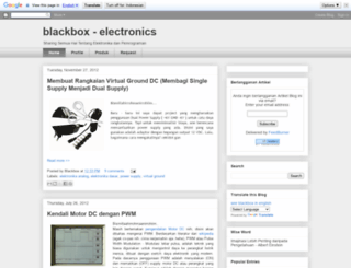 blackbox86.blogspot.com screenshot