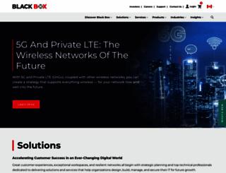 blackboxcanada.com screenshot