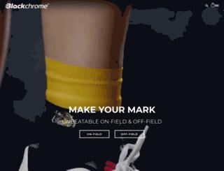 blackchrome.com.au screenshot