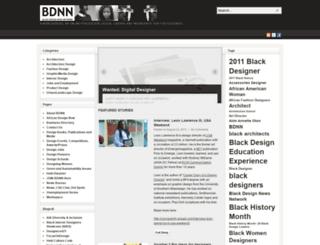 blackdesignnews.com screenshot