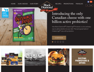 blackdiamond.ca screenshot