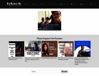 blackentrepreneurprofile.com screenshot