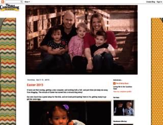 blackfamilybloggers.blogspot.com screenshot