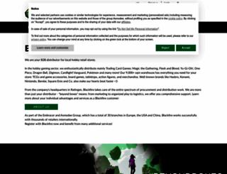 blackfire.eu screenshot