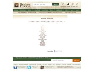 blackforestdecor.resultspage.com screenshot