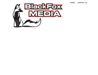 blackfoxmedia.com screenshot