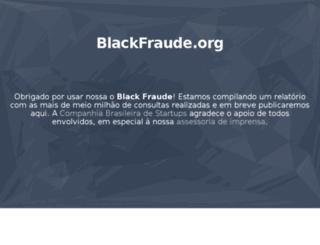 blackfraude.org screenshot