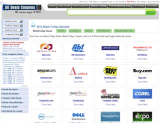 blackfriday.alldealscoupons.com screenshot