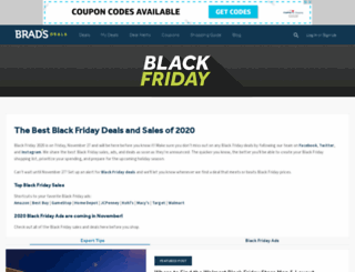blackfriday2010.com screenshot
