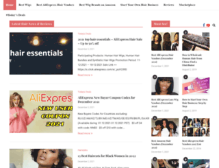 blackhairclub.com screenshot