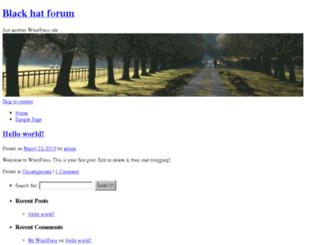 blackhatinfo.com screenshot