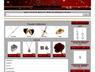 blackhillsgoldjewelry.com screenshot