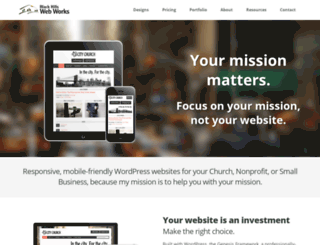 blackhillswebworks.com screenshot