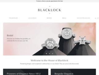 blacklockjewellery.com screenshot