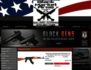 blackmarketarms.com screenshot