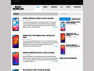 blackmobiles.com screenshot