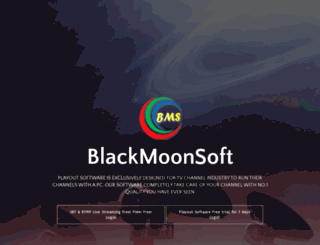 blackmoonsoft.com screenshot