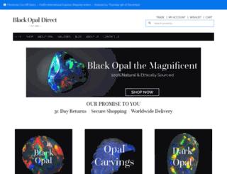 blackopaldirect.com screenshot