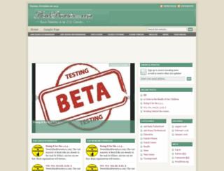 blackparents101.com screenshot