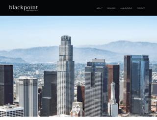blackpoint.com screenshot
