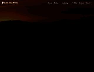 blackpress.ca screenshot